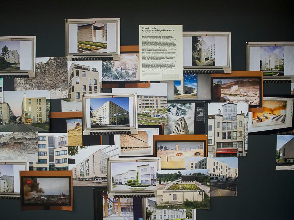 Cosmic Latte Architecture Beige Manifesto - Jürgen Mayer H.